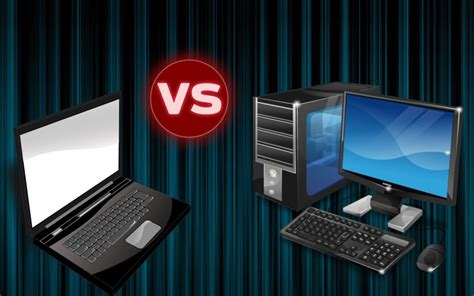Desktop Vs Laptop Why Are Desktop Computers Still In Use Desk Top Vs Laptop