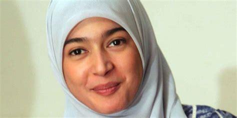tutorial jilbab nabila syakib nabila syakieb belum siap lahir dan batin pakai jilbab