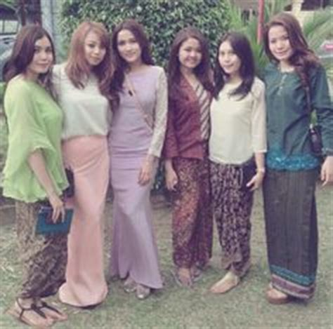 Harga Sugar Hair Malaysia baju kurung on engagement dresses kebaya and