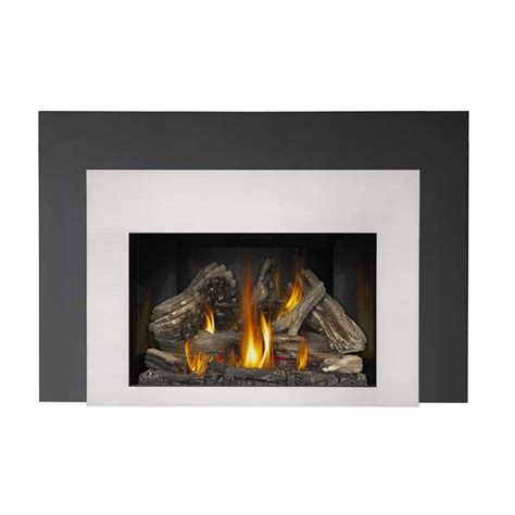 napoleon xir4n 1 large deluxe gas fireplace insert