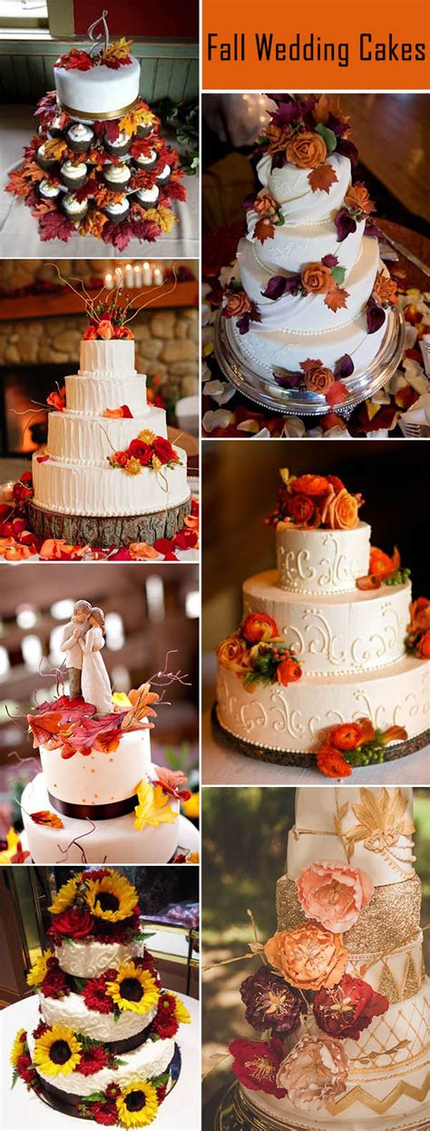 wedding ideas for fall fall in with these 50 great fall wedding ideas