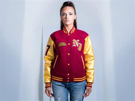 Handmade Jackets - custom varsity jackets faux leather jackets novo