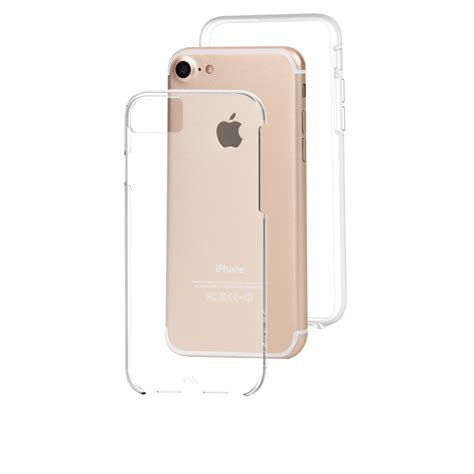 Iphone 7 7 Plus Jelly Clear Transparent clear tough iphone 7 cases mate