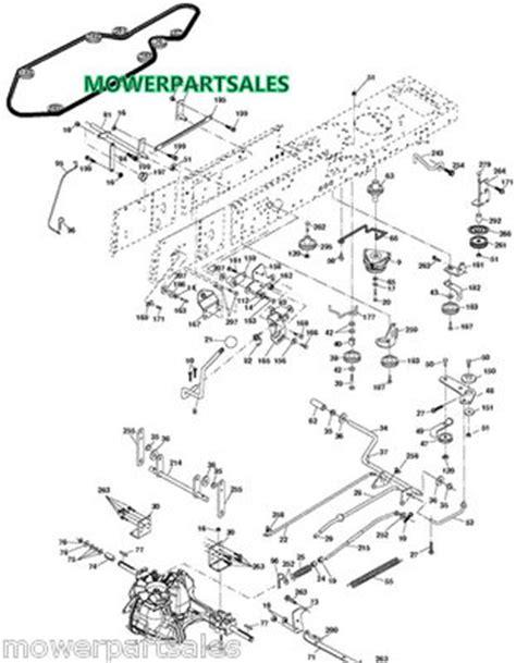 husqvarna transmission drive belt kevlar fit cth155 cth170