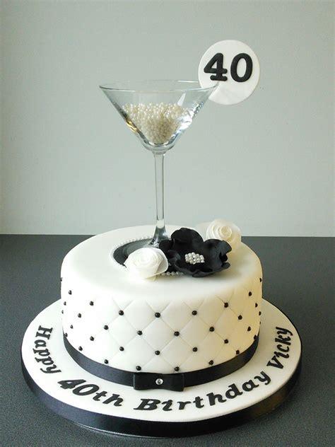 birthday cake martini glass black  white quilting cake ideas birthday cakes