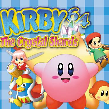 play kirby 64: the crystal shards on n64 emulator online