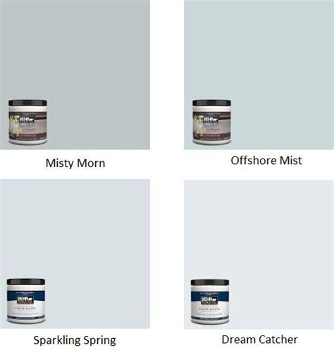 behr blue grays makeover ideas painting