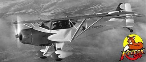 kitfox aircraft spruce