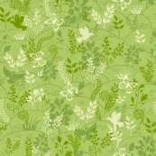 nature pattern match green nature fabric oksancia spoonflower