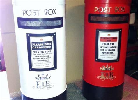 Wedding Venues Box Wiltshire by Wedding Post Box Hire Wiltshire Bristol Somerset