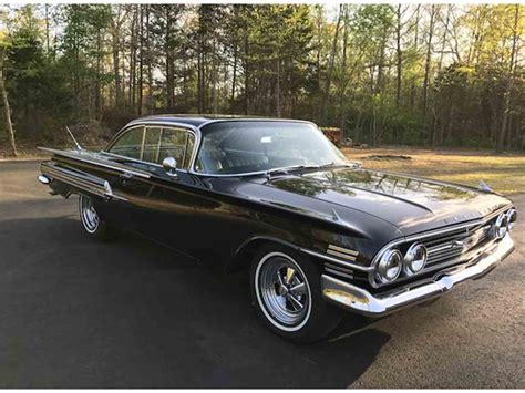 classic impala for sale 1960 chevrolet impala for sale classiccars cc 975875