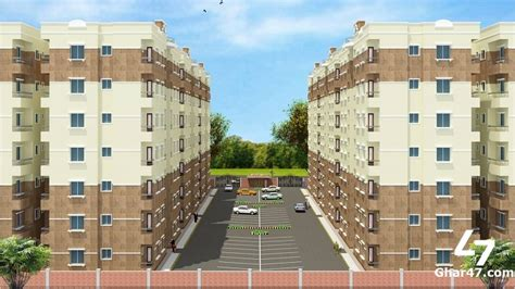 Pha Housing by 2 3 Bed Flats I 16 3 Islamabad By Pha Foundation Ghar47