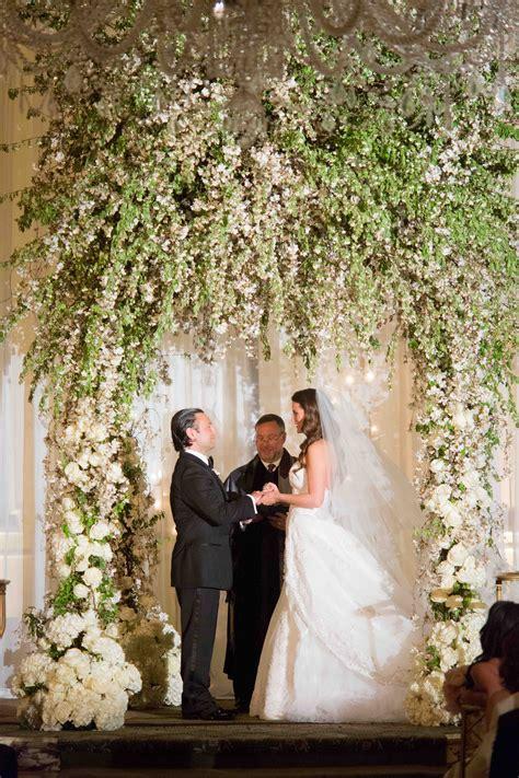 Wedding Arch Ideas For Inside by Wedding Ceremony Ideas 16 Amazing Chuppahs Inside Weddings