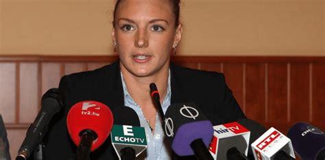 Katinka Says by Katinka Hosszu Responds To Doping Allegations Mulls