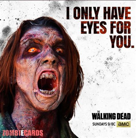 the walking dead valentines cards free valentine s day zombiecards app from amc