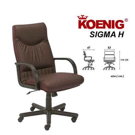 Kursi Untuk Direktur kursi kantor direktur sigma h satu kantor
