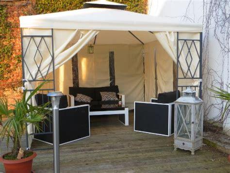 pavillon auf terrasse unser garten pavillon auf der terrasse