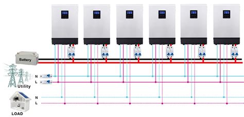 axpert inverter wiring diagram 28 images the power