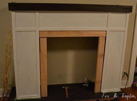 how to build a faux fireplace fireplaces faux fireplace