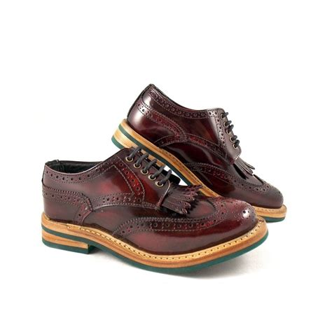 brogues boots s barbour ryde wing tip brogue shoe barbour