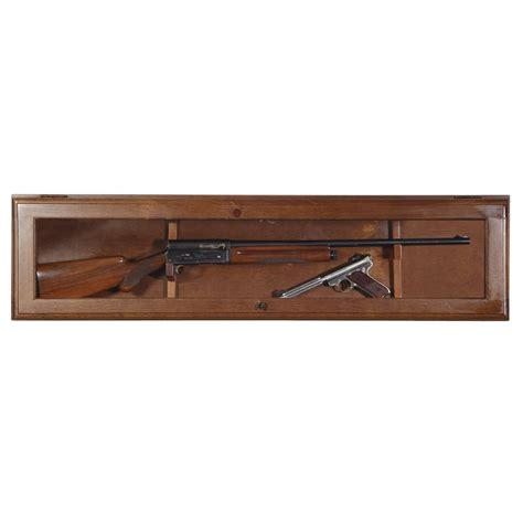 furniture classics 16 gun cabinet furniture classics horizontal gun display cabinet
