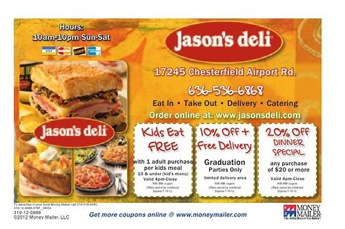 printable coupons for jason's deli