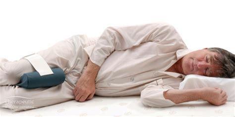 Pillow Between Legs - leg spacer memory foam leg knee pillow