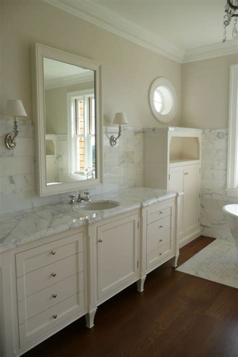 calcutta marble bathroom brooke giannetti quot slipper satin quot walls looked lovely in