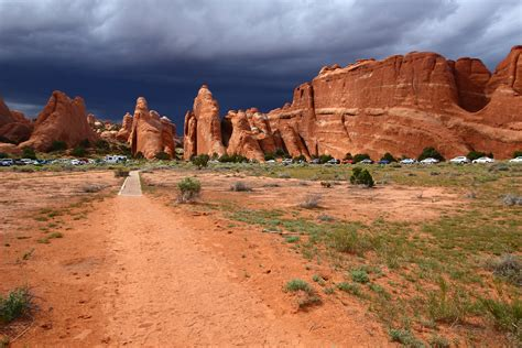 adventure lovers paradise arches national park  pics