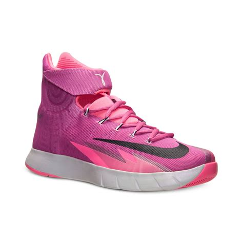 nike sneakers mens lyst nike mens zoom hyperrev basketball sneakers from