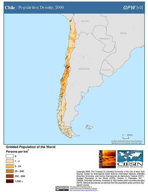 south america dot map map gallery sedac