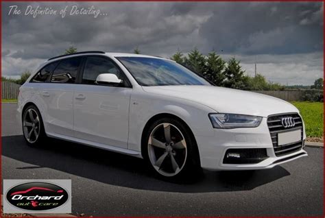 Audi A4 Avant Black Edition by Audi A4 Avant Black Edition Ocd Ni Orchard County