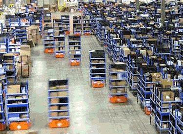 amazon robot how amazon inventory management works amazon sellers