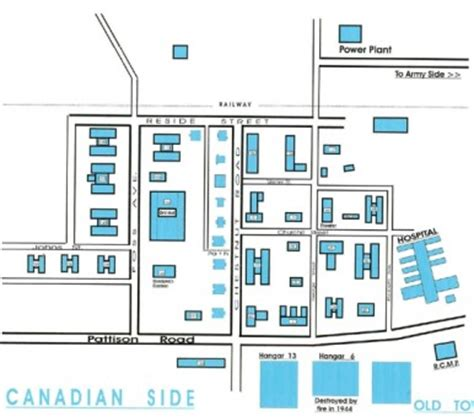 canadian hospital map home finders gander gander photos