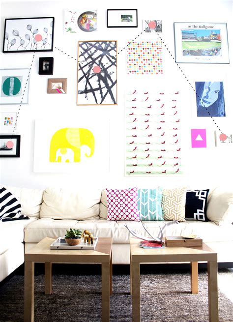 gallery wall how to how to do a gallery wall kristi murphy do it yourself blog