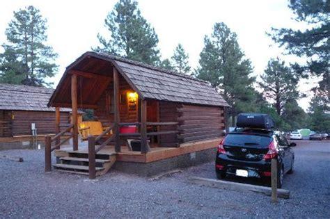 Williams Cabins by Koa Williams Picture Of Circle Pines Koa Cground Williams Tripadvisor