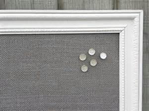 decorative bulletin board framed memo board message center