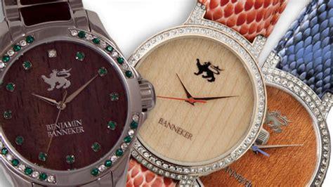 home banneker watches clock