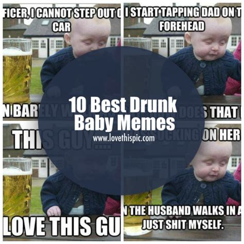 Drunk Toddler Meme - 10 best drunk baby memes