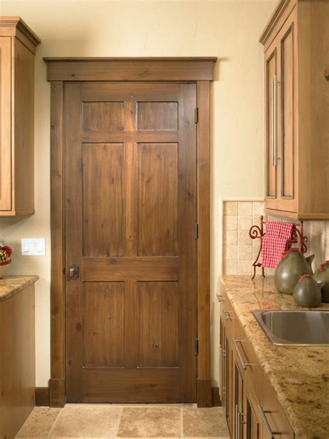Rustic Interior Door Rustic Craftsman Traditional Interior Doors Denver By Sun Mountain Inc