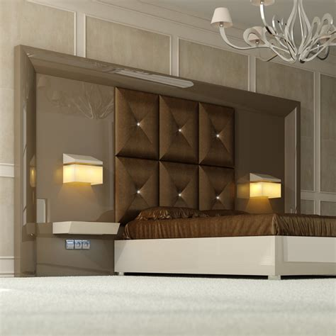 contemporary headboard artistic home interior designs pictures of head boards