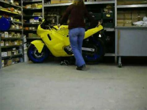 Motorrad Rangierhilfe Youtube by Motorrad Rangierhilfe Rangier As Grundplatte Gp320 Von