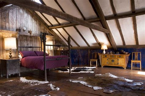 rustic attic bedroom how to decorate an attic best home ideas