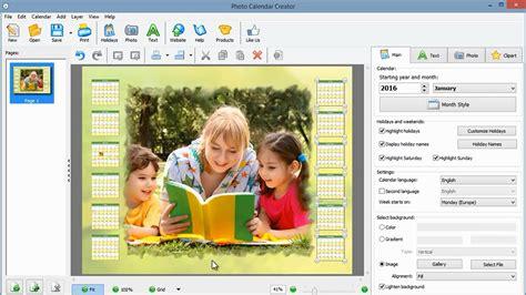 calendar design free software best calendar design software for windows try free demo