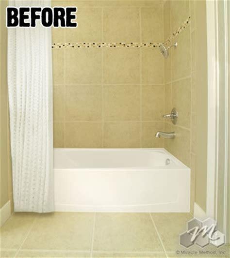 easy step bathtub refinished bathtubs countertops resurfaced tile reglazing