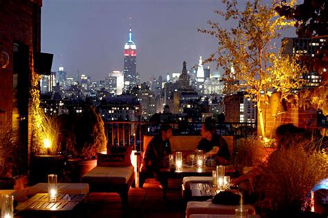 top bars in manhattan hottest rooftop bars in nyc slide 5 ny daily news