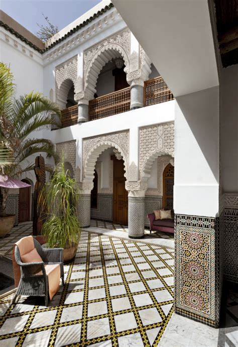 The Art Of The Moroccan Riad   Metropolis