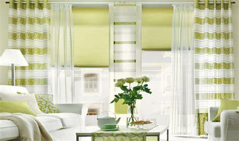 wohnideen gardinen dekor wohnzimmer gardinen