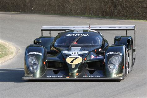 bentley speed 8 gtp 2003 racing cars