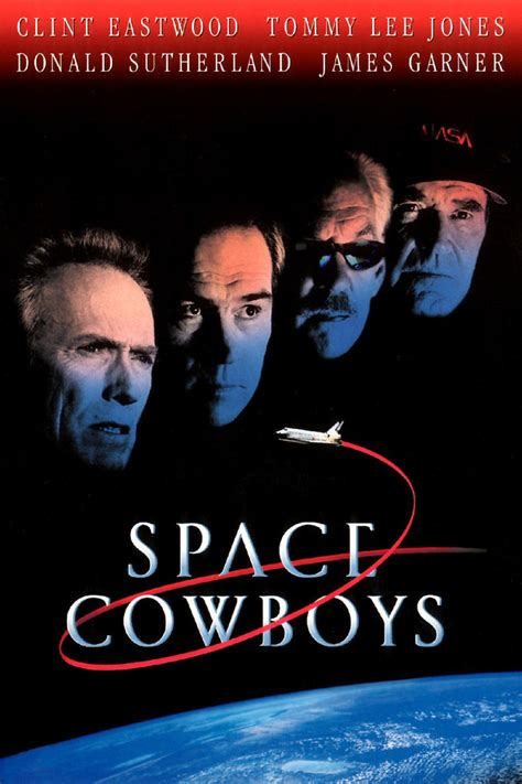 film space cowboys space cowboys dvd release date